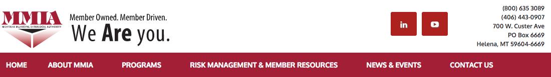 Montana Municipal Interlocal Authority - MMIA